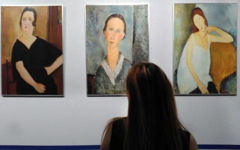 Amedeo Modigliani 8