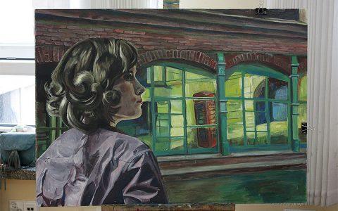 Wystawa warstatowych prac malarskich i rysunowych 4