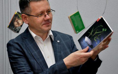 Michał Batory w Galerii Szczecina Humanistycznego 12
